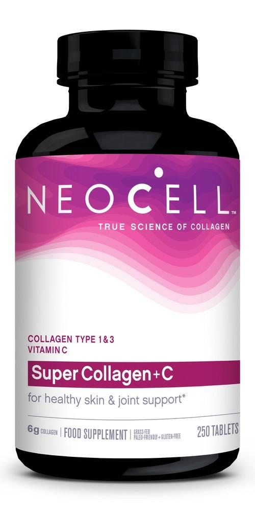 Super Collagen +C 6,000mg (250 Tablets)